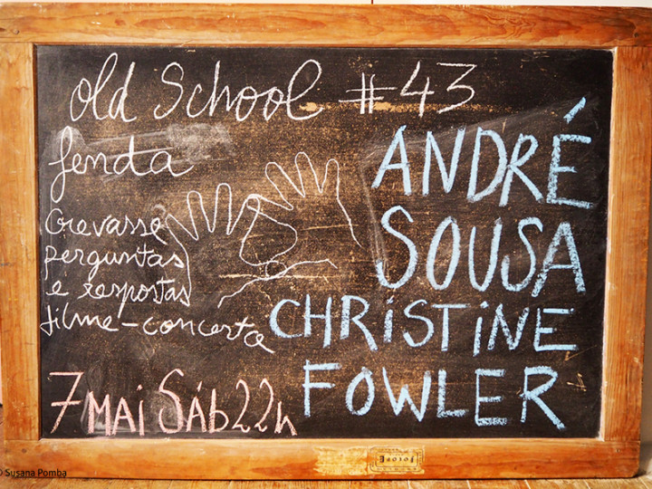 OLD SCHOOL#43 / André Sousa | Christine Fowler